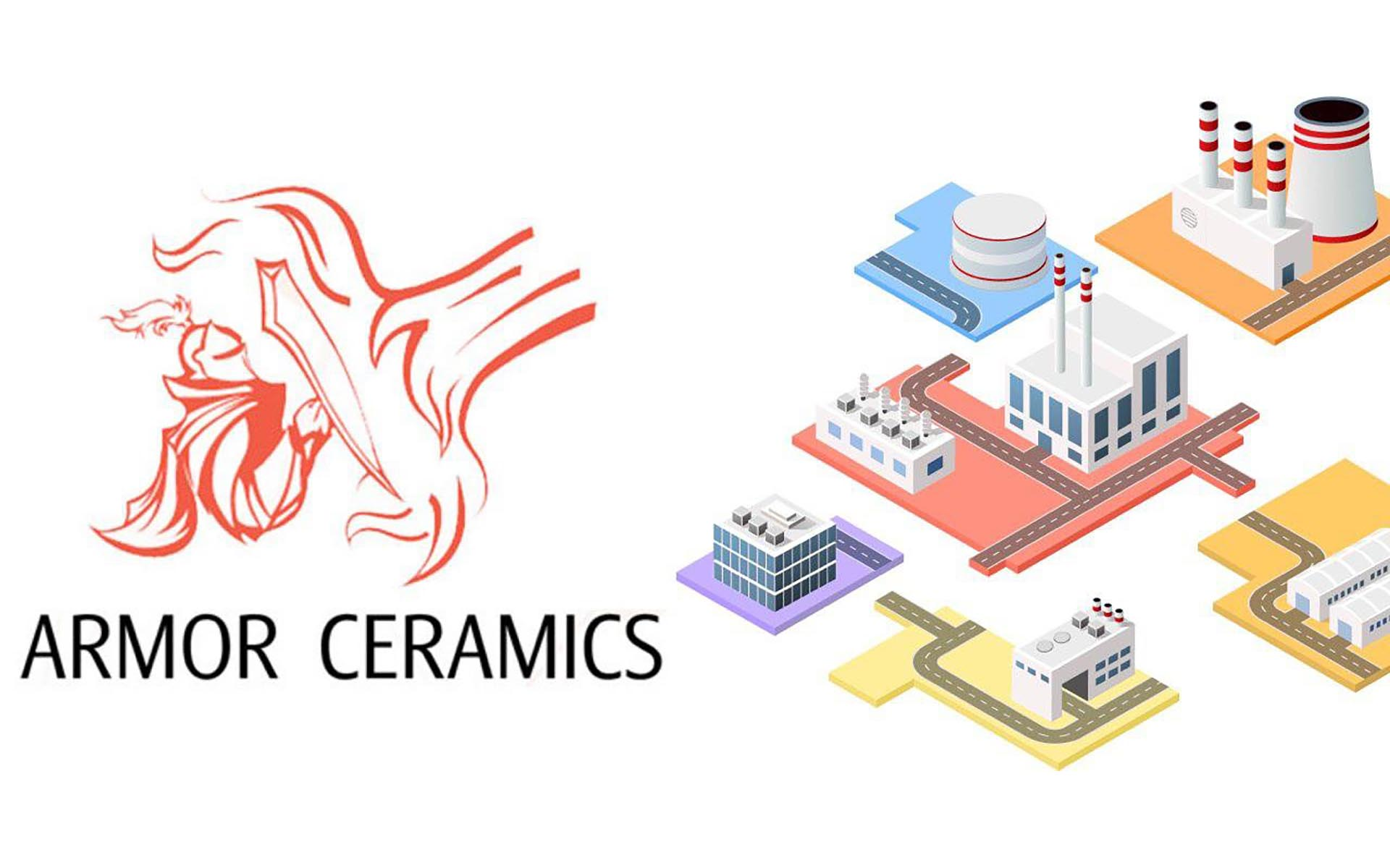 Armor Ceramics Launches Pre-ICO for Blockchain-Based Self Sufficiency in Ukraine's Heavy Industry