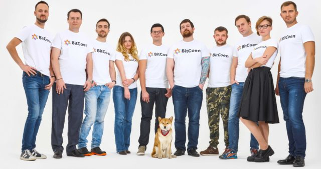 The BitCoen Team