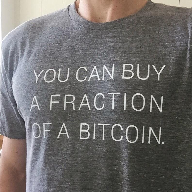 You Can Buy A Fraction Of Bitcoin Has Started The Most Conversations