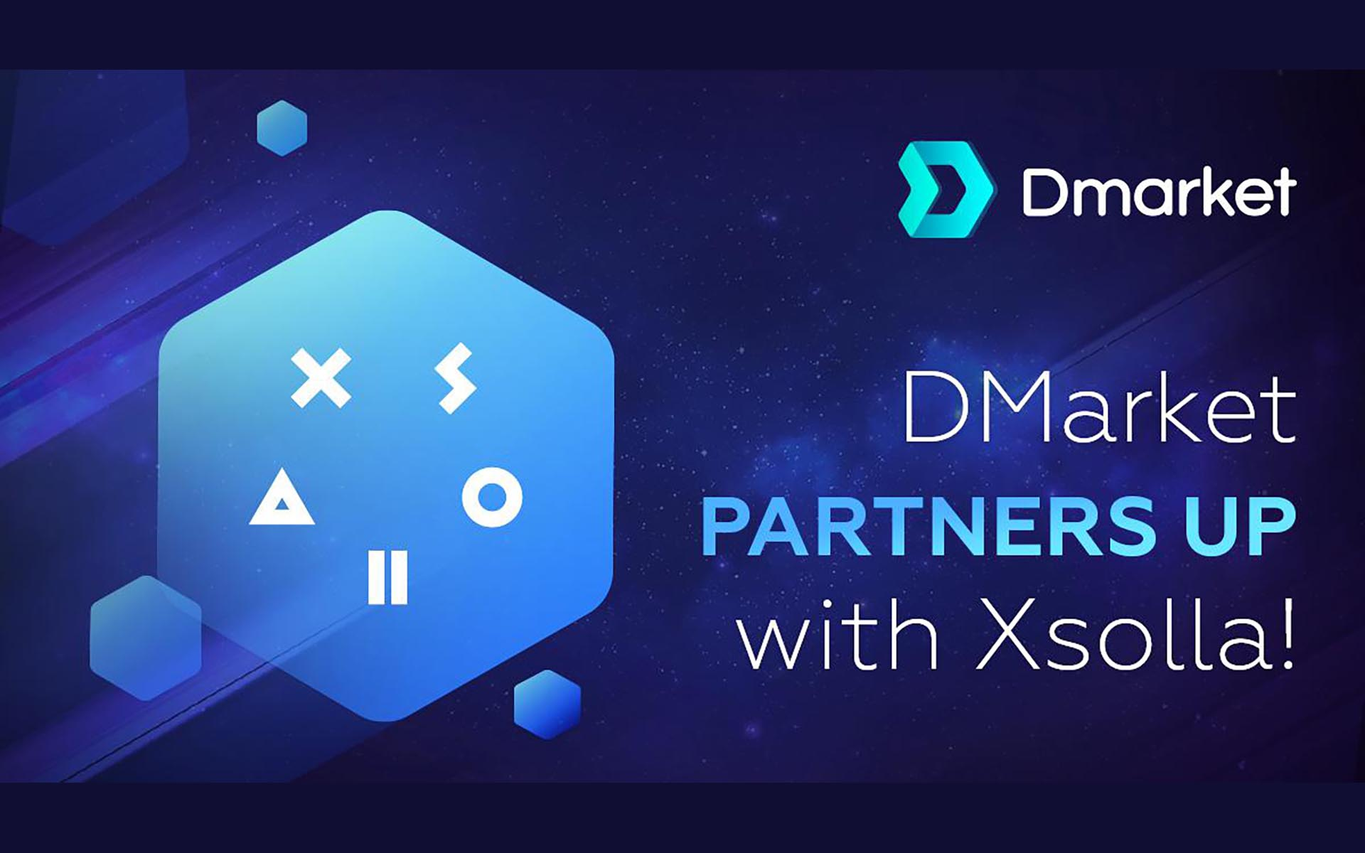 DMarket Announces Partnership with Xsolla