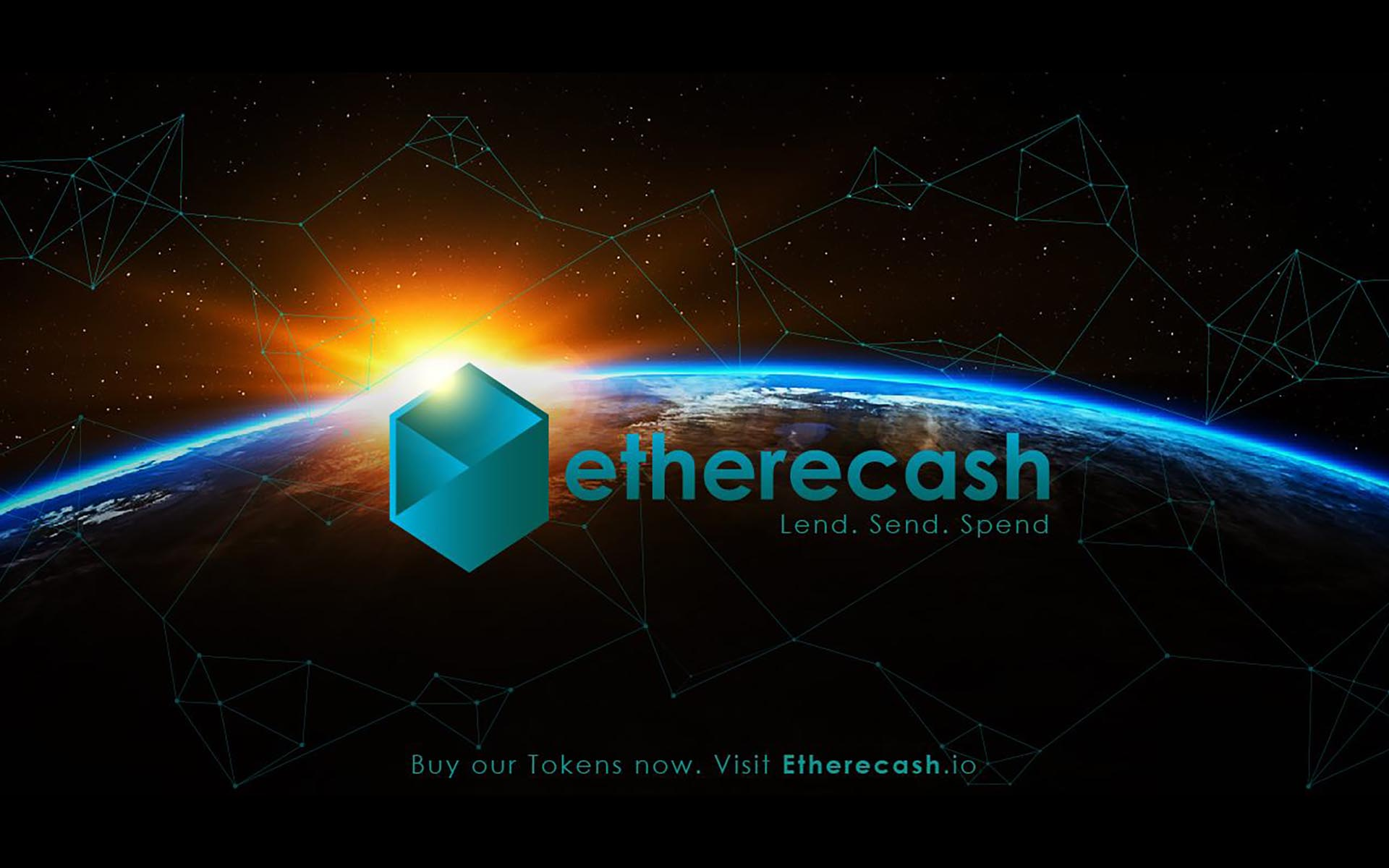 The Etherecash ICO Token Pre-Sale Reported As A Huge Success - ICO Set To Go Live November 15th - Etherecash Is A Peer To Peer Lending Platform Connecting Crypto and Fiat Currencies In A Unique Way