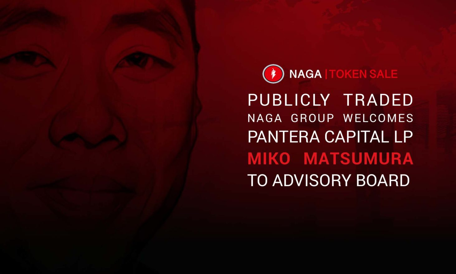 Publicly Traded NAGA Group Welcomes Miko Matsumura to ICO Advisory Board