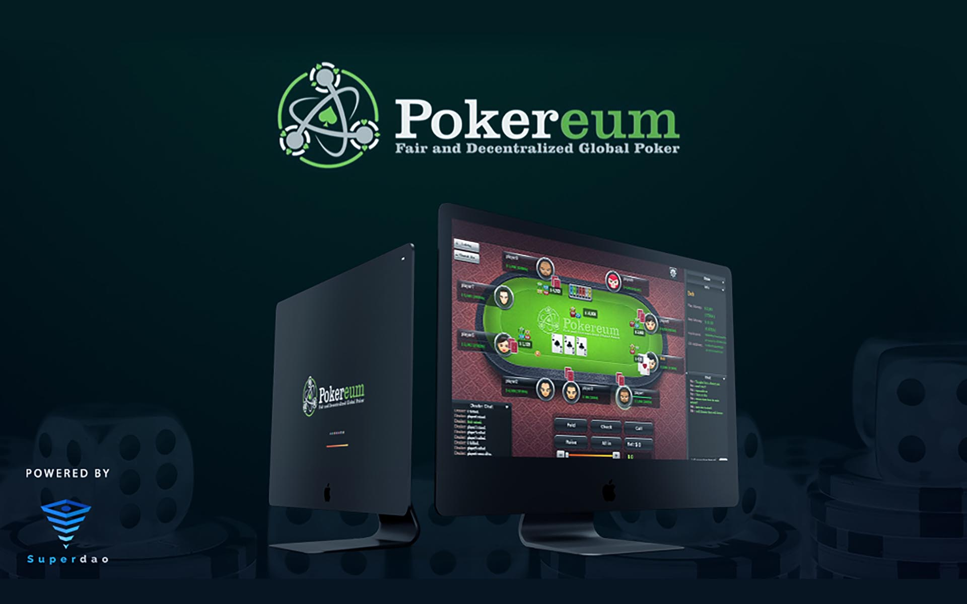 Ethereum Poker 'Pokereum' Demo Released by SuperDAO, Fundraising Now Pre-ICO Only with Bonus SUP Rewards
