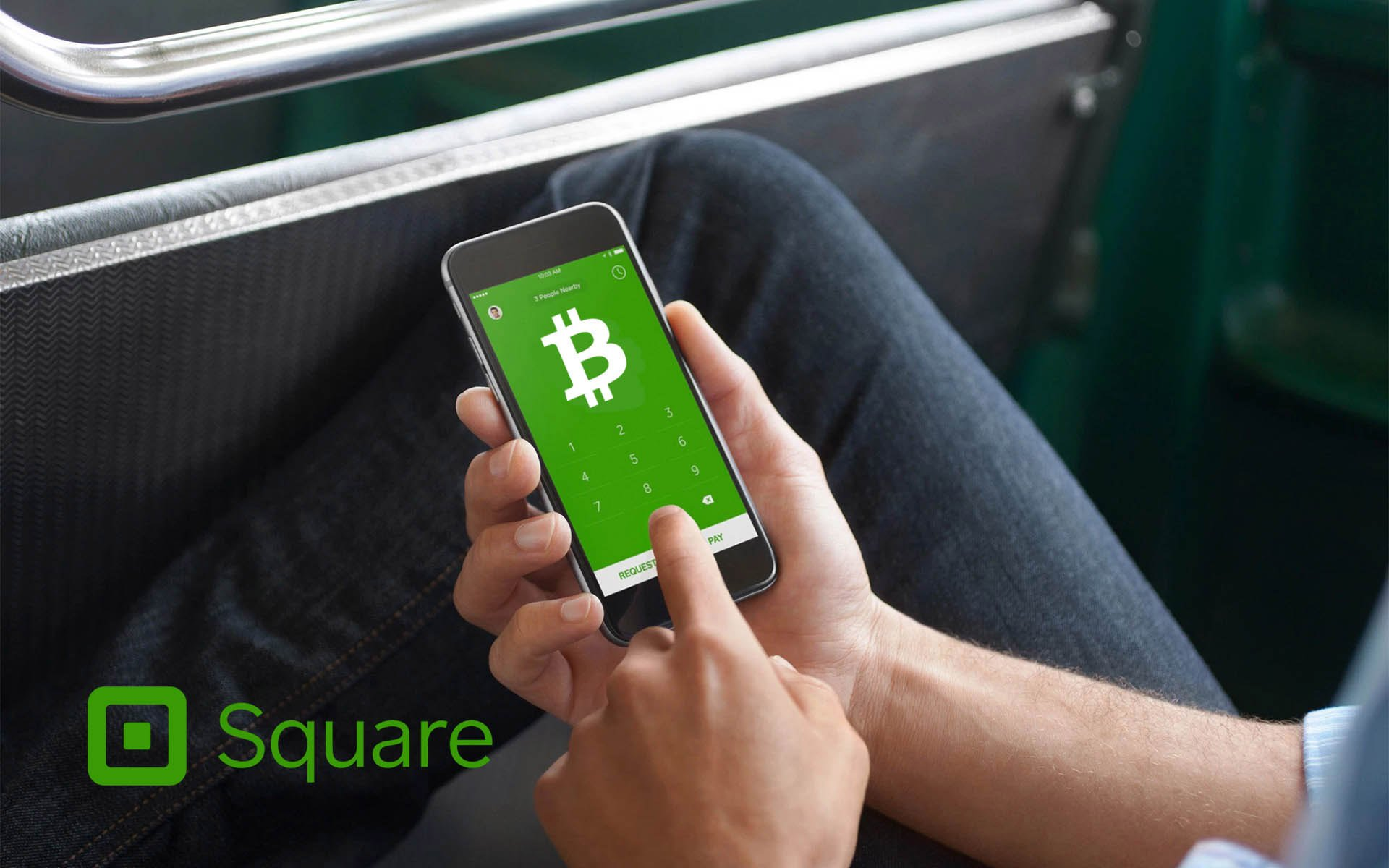 Bitcoin Boosting Square Earnings
