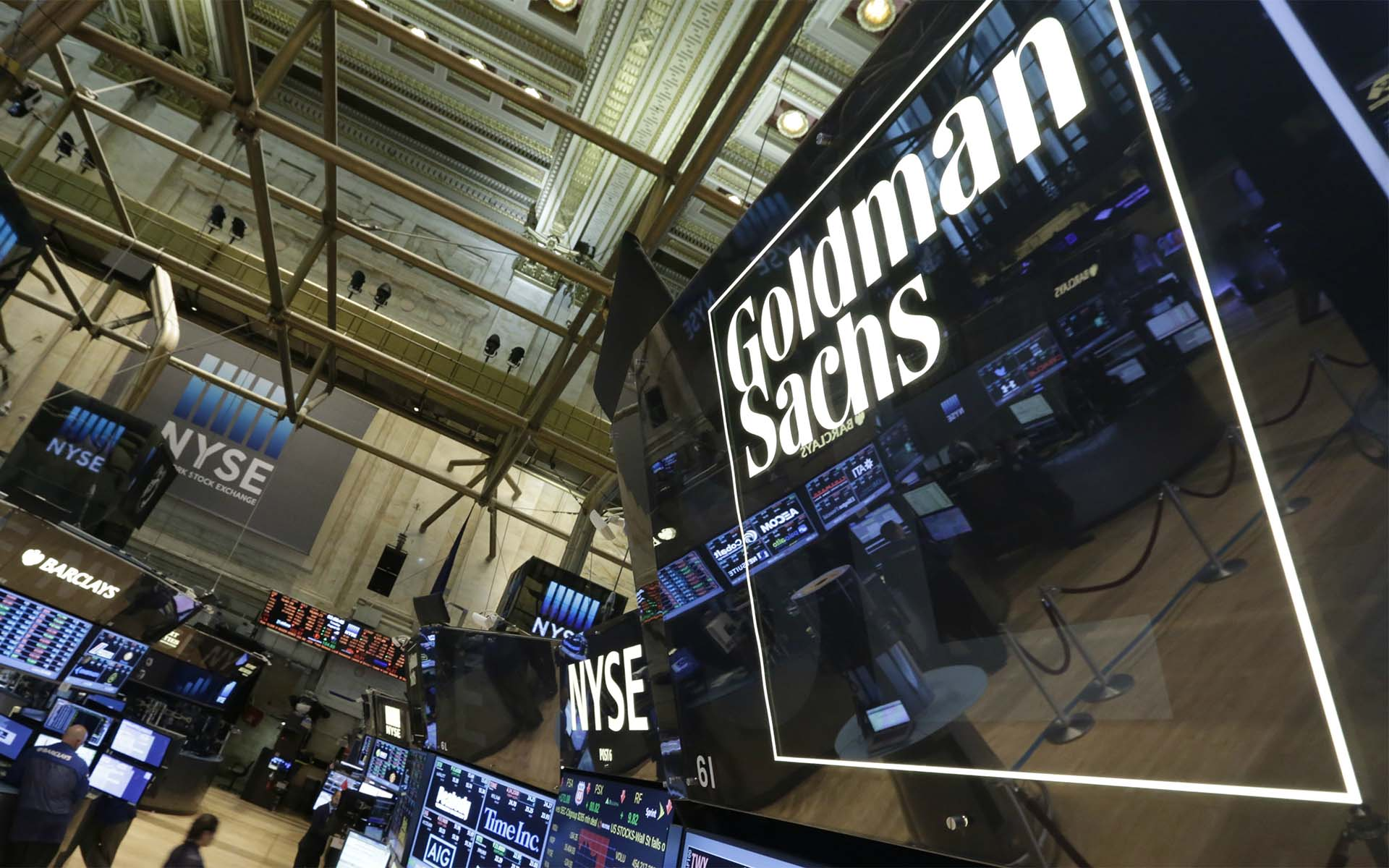 Goldman Sachs VP Leaves To Pursue Cryptocurrency Fortune