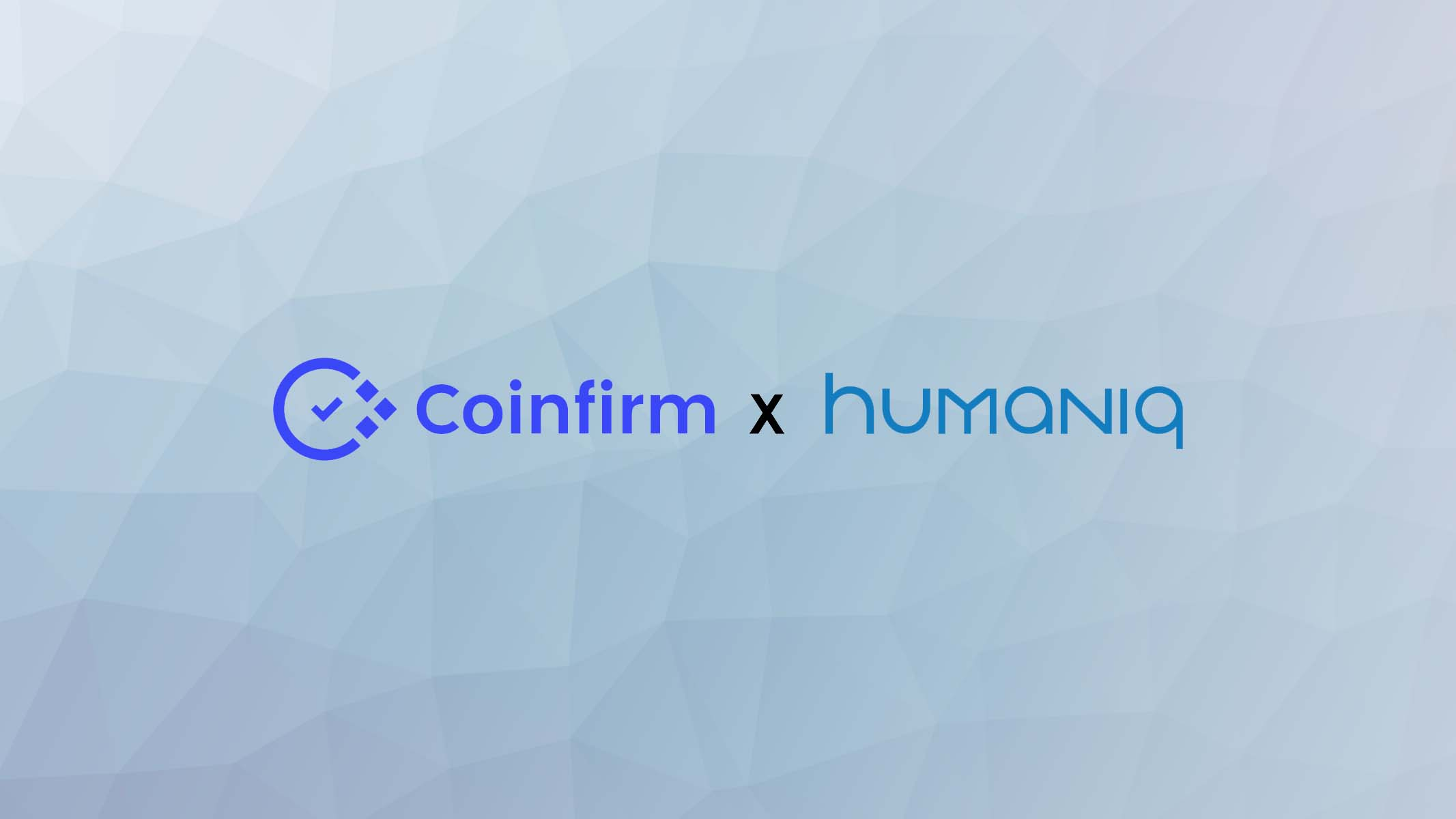 Fintech Innovator Humaniq and Regtech Leader Coinfirm Partner to Bring Financial Transparency and Inclusion to Developing Economies With Blockchain