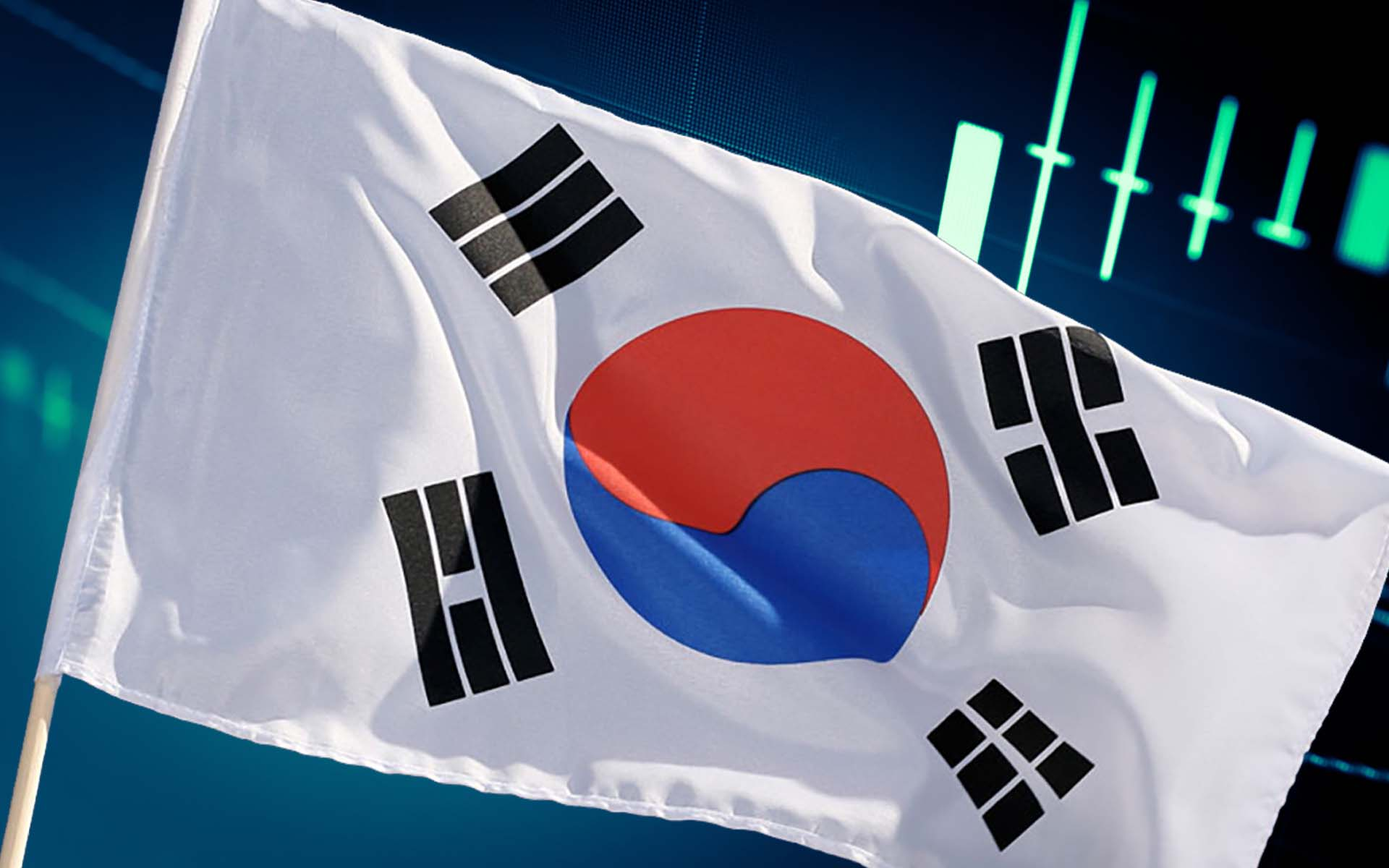 South Korea won't ban crypto trading