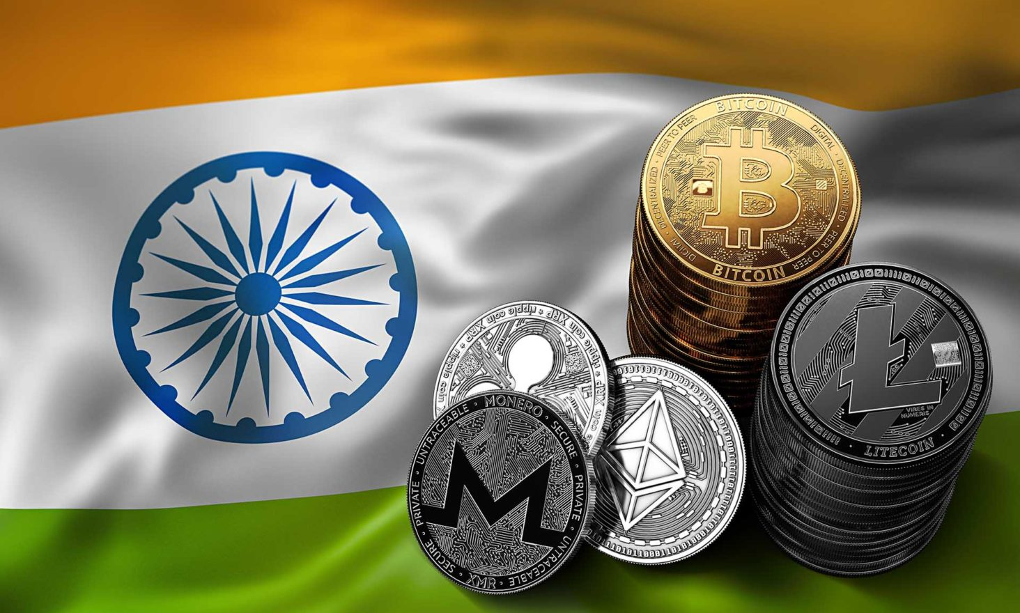 India Eyeing Opportunity Amid China's Crypto Mining Exodus