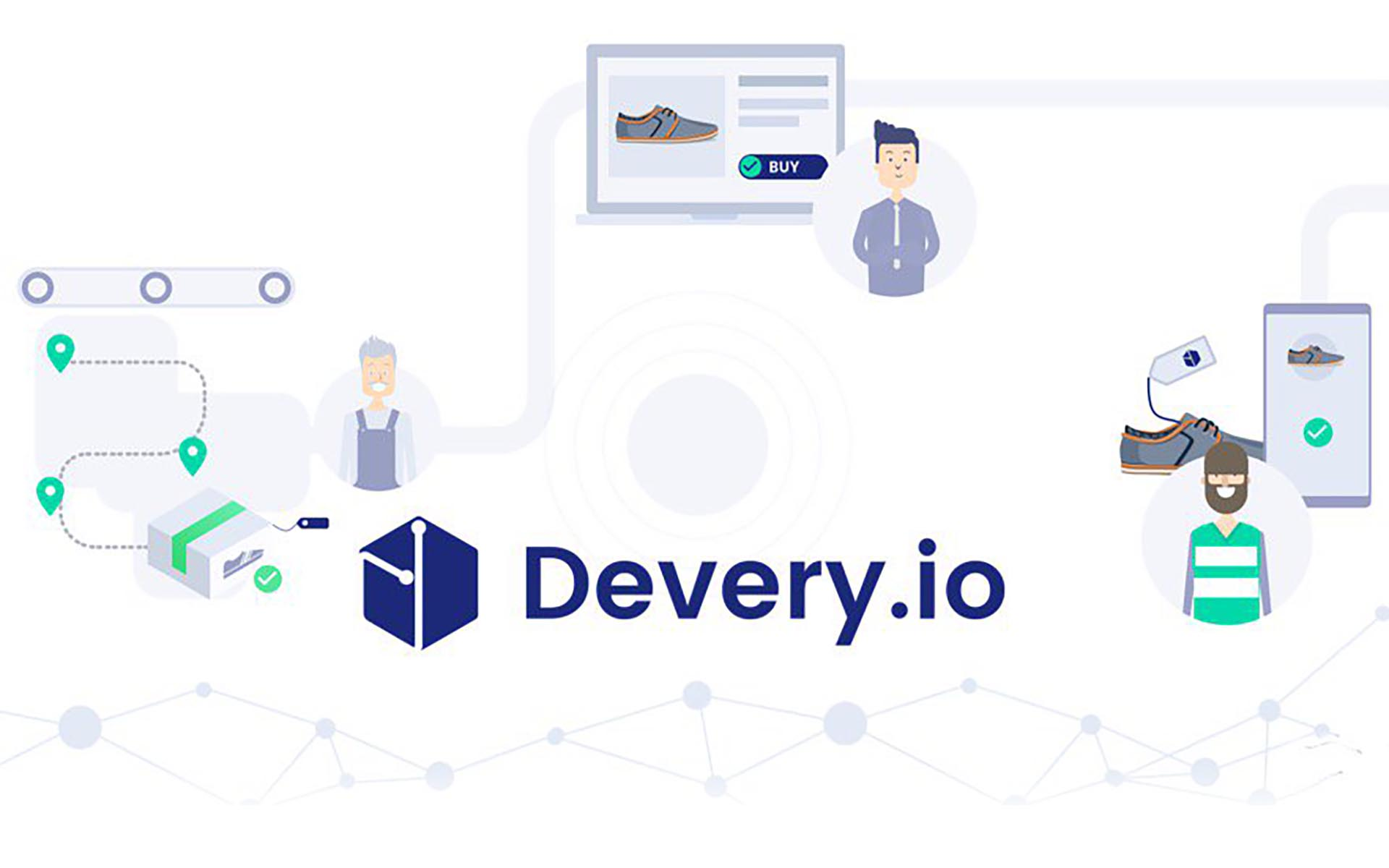 Devery.io - a Blockchain Powered, Open-Source, Product Verification Protocol