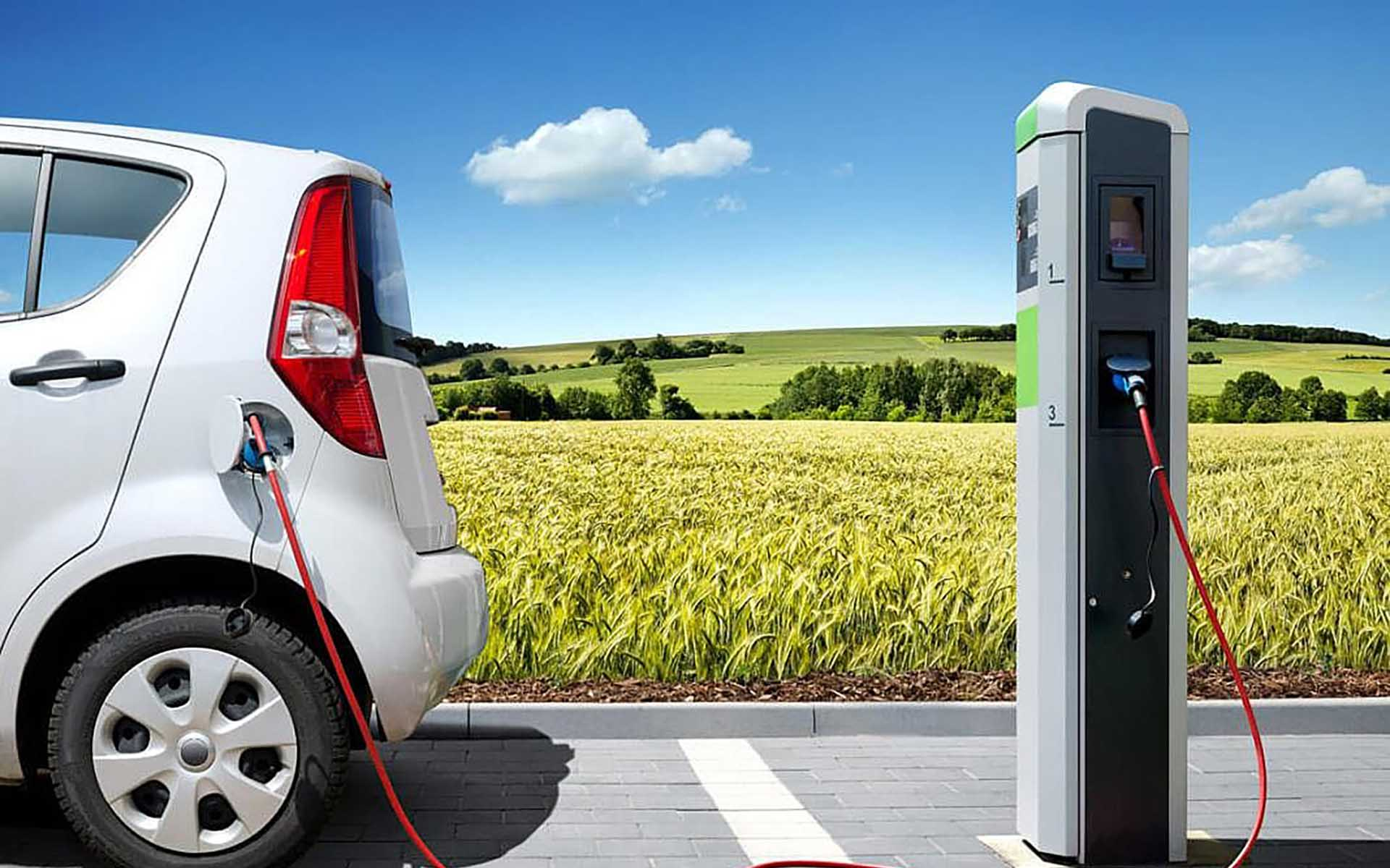 eCharge Takes the Hard Work out of Charging Your Electric Vehicle