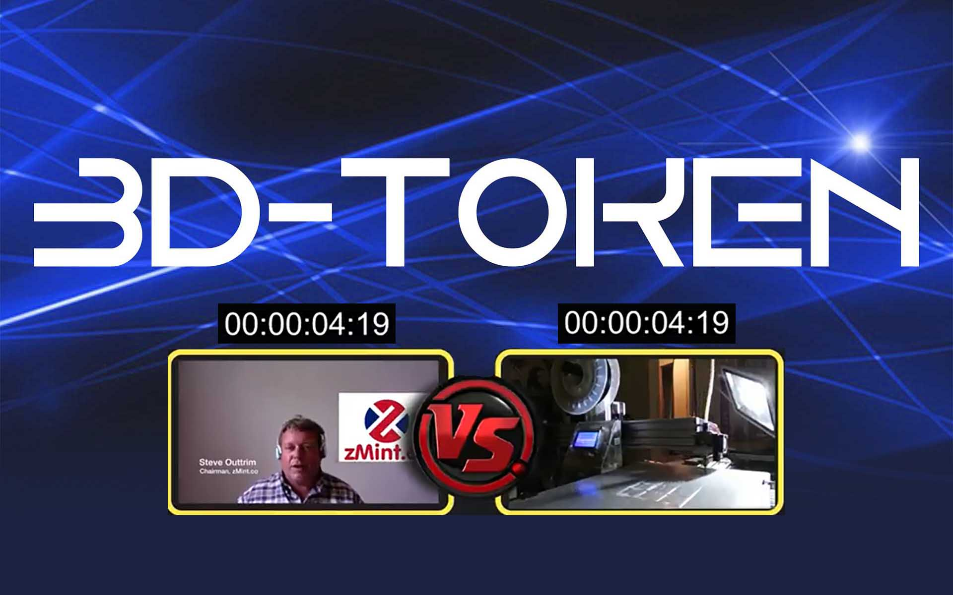 Steve Outtrim (Etherical) Interviews Alessandro Chiolerio (3d-Token)