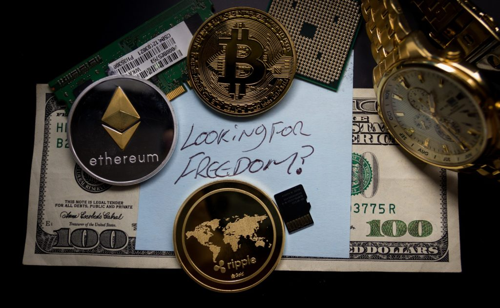 cryptocurrencies and fiat