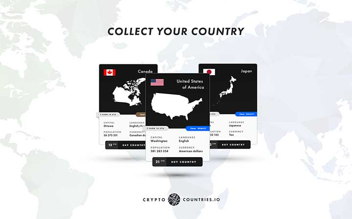 Crypto Countries