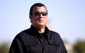 Steven Seagal endordes Bitcoiin
