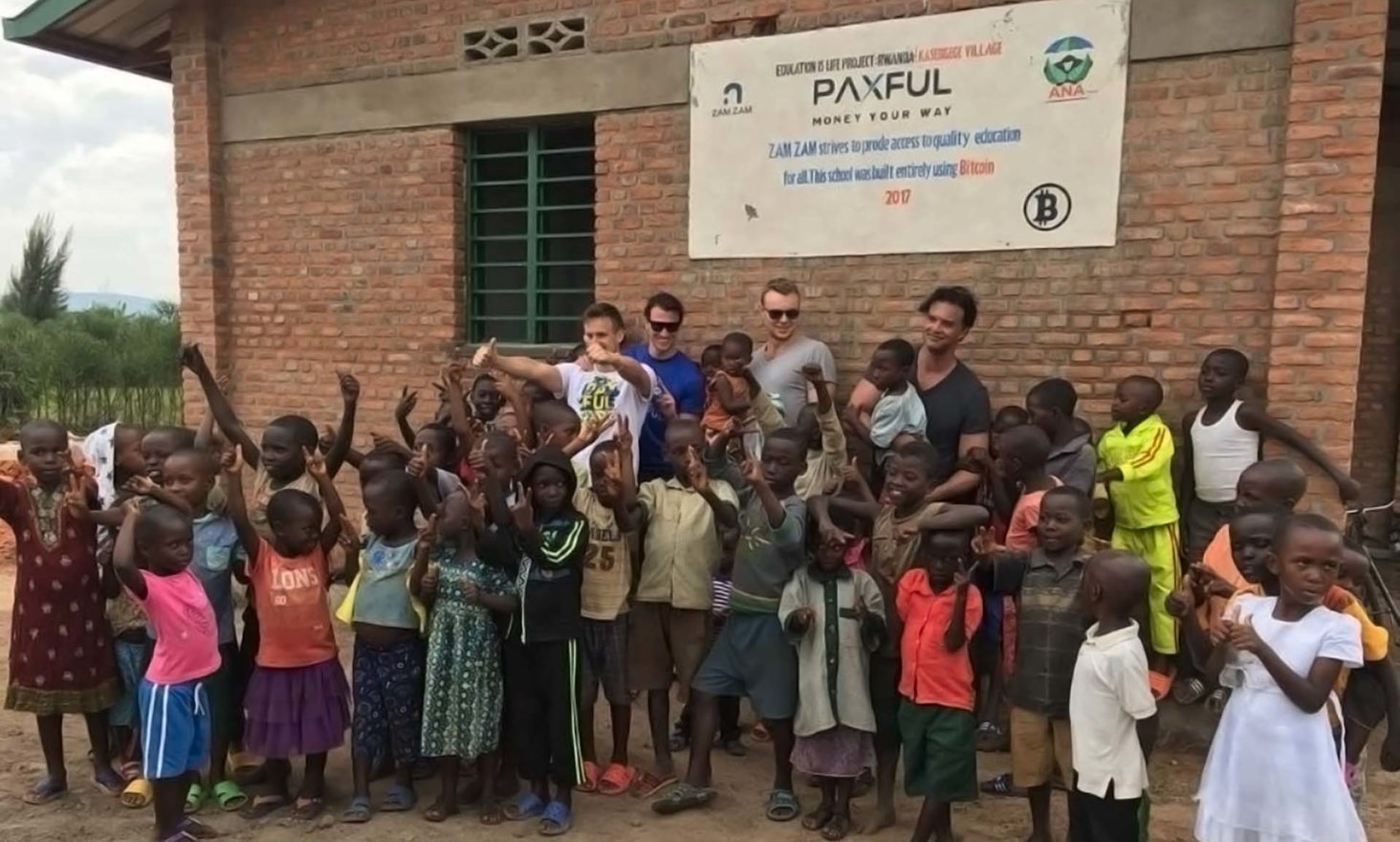 Paxful to Make the World a Better a Better Place with Their #BuiltwithBitcoin Initiative