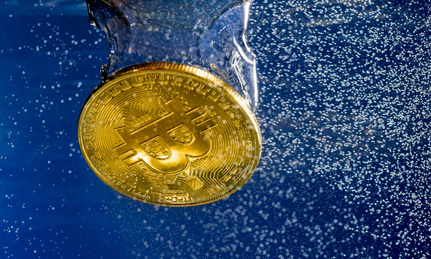 Bitcoin fees transaction fees water
