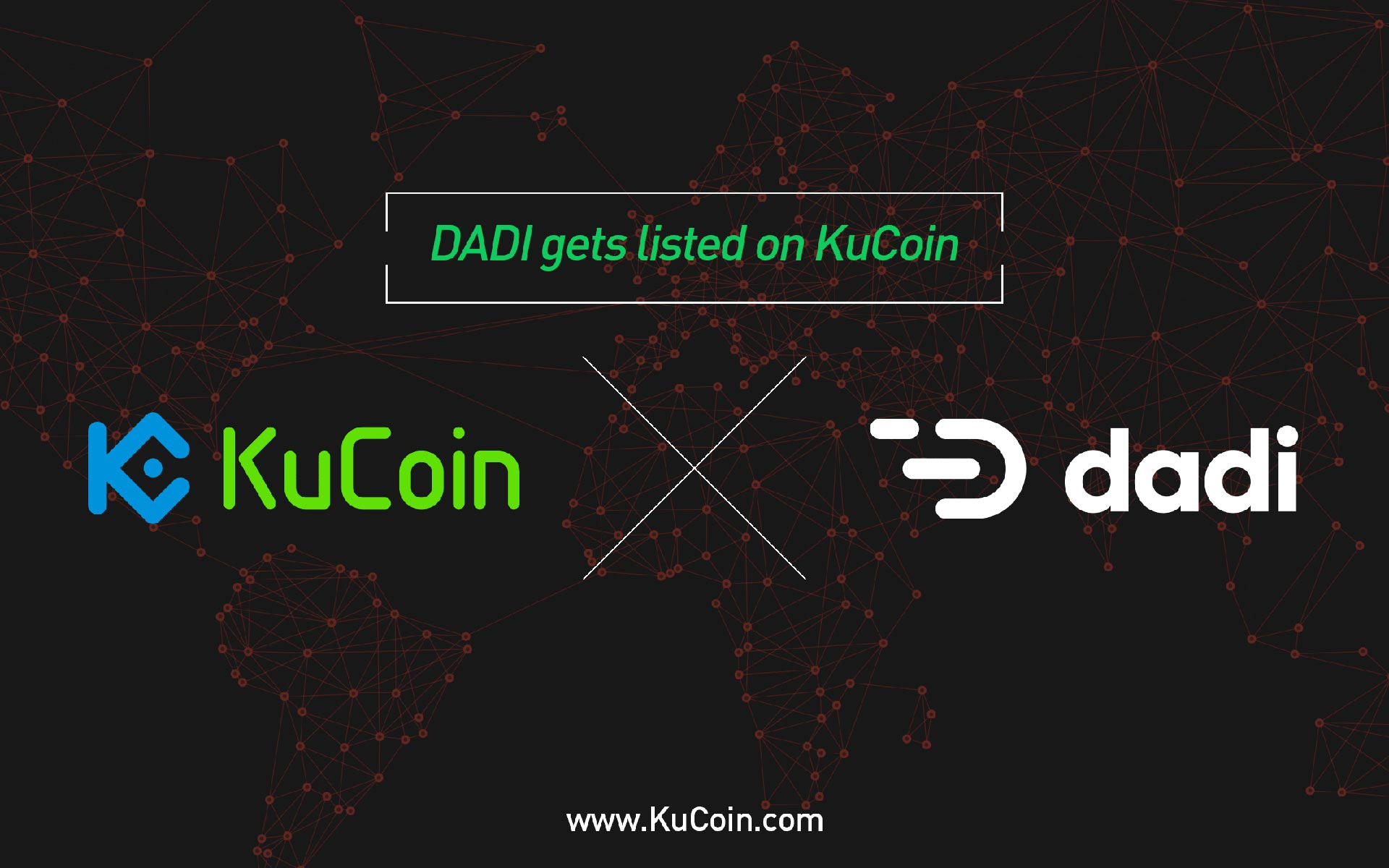 DADI Gets Listed on KuCoin