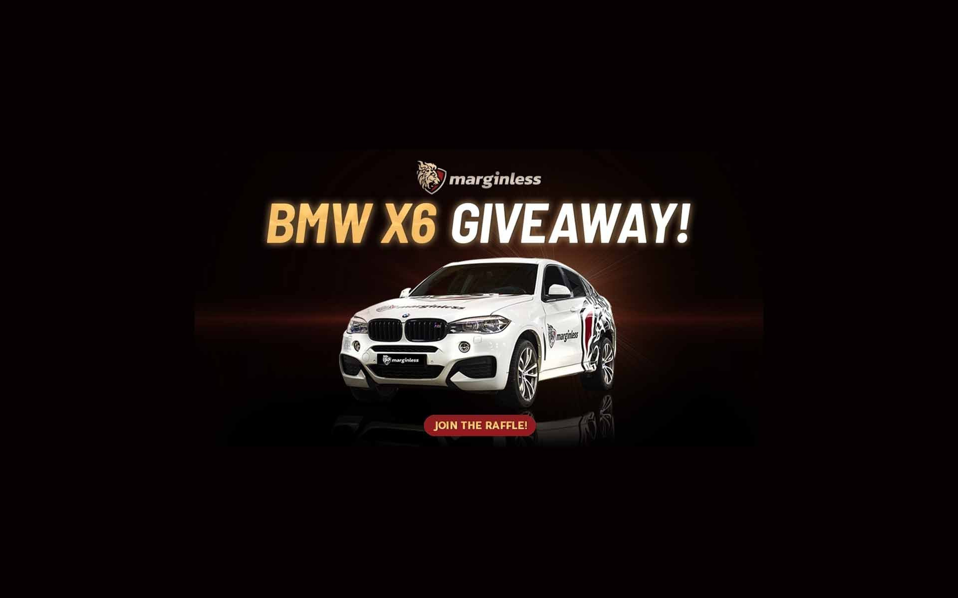 Betting ICO is Hosting a One of a Kind Raffle - Win a BMW X6!