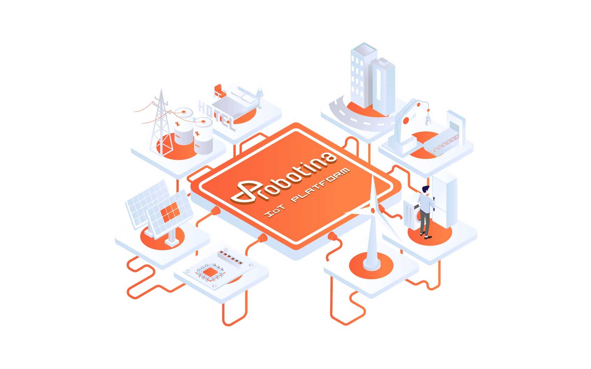 Automation and Control Technology Innovator Robotina Starts ICO Presale, Looks to Be a Gamechanger in Energy Management
