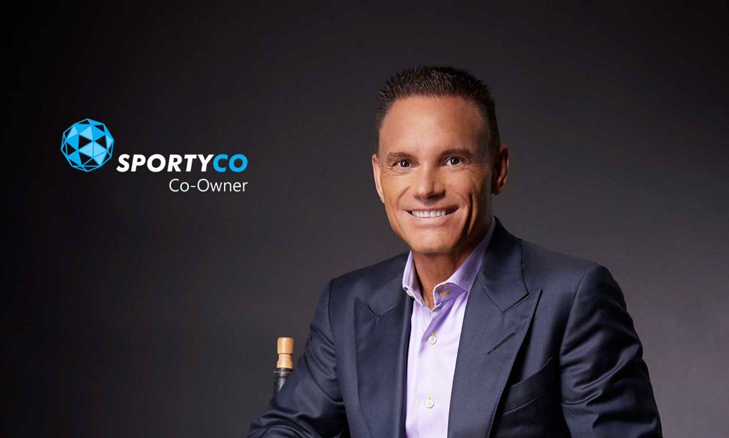SportyCo Ups Their Game with the Addition of Kevin Harrington
