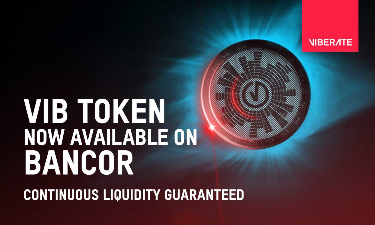 Viberate, a token for the live music industry, has just integrated the Bancor protocol — making it one of the most liquid tokens in the music industry.