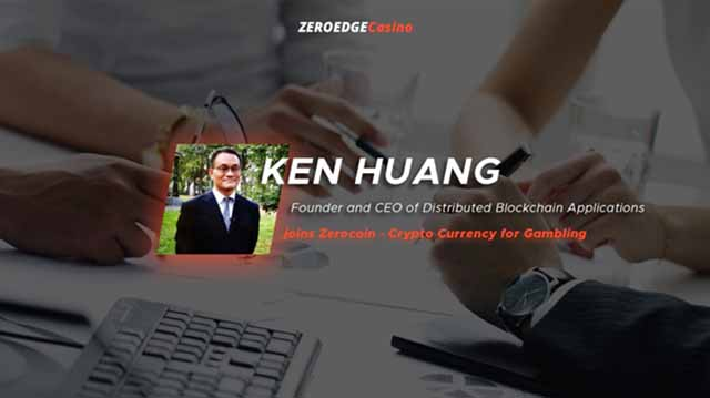 ZeroEdge is extremely excited to announce that Blockchain security expert and a frequent speaker at Blockchain Summits, Ken Huang has joined the ZeroEdge advisory team.