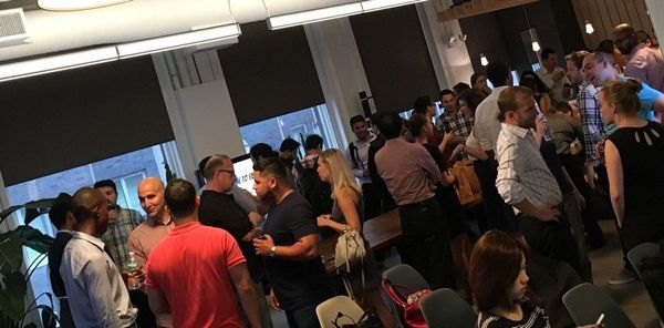 BlockchainNYC event