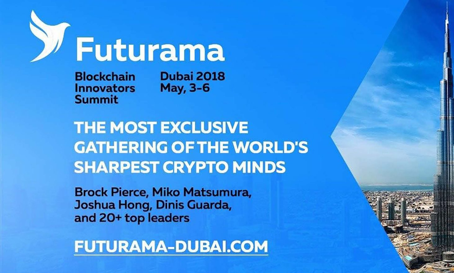 Brock Pierce and 25+ Crypto Whales in the Most Expected Coinsbank Event of the Year