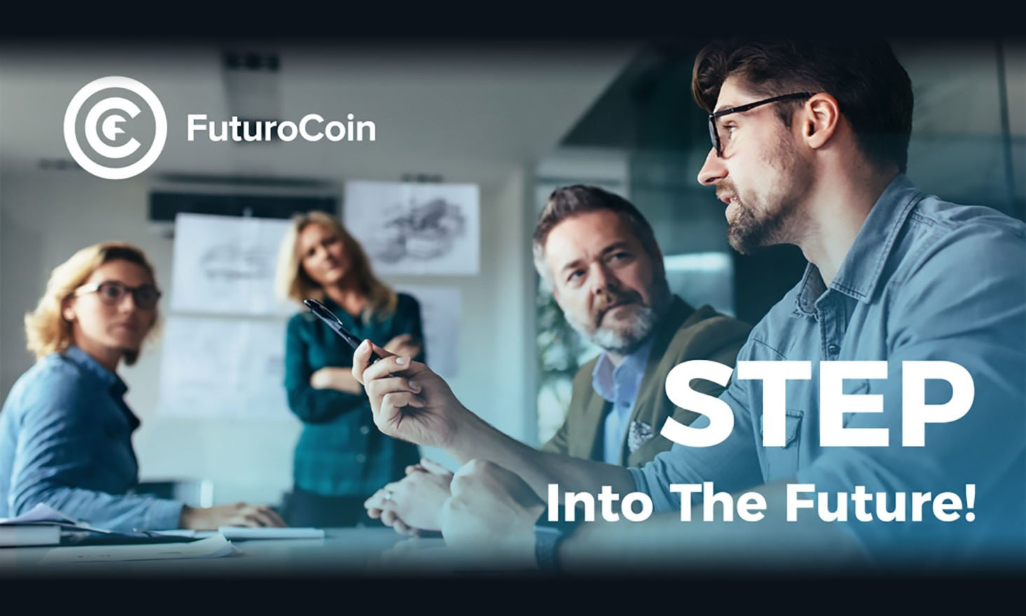 FuturoCoin. The Cryptocurrency Of The Future Business And Everyday Lives