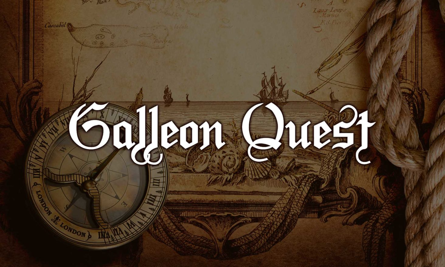 Are You Ready to Join Our Quest and Find Sunken Treasure?