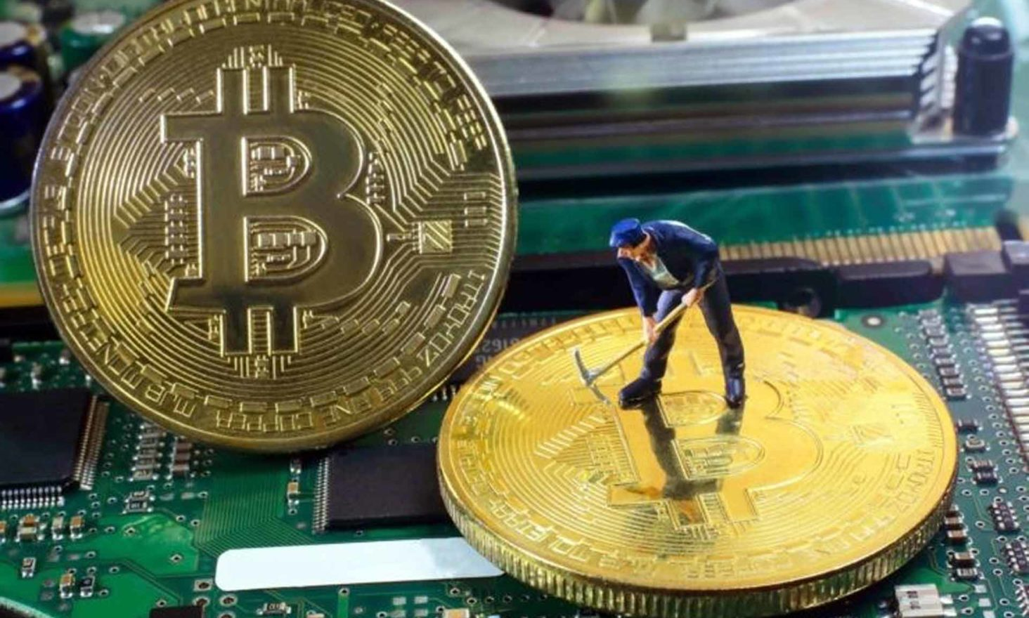 Workers Are Stealing Their Employers' Power to Mine Bitcoin
