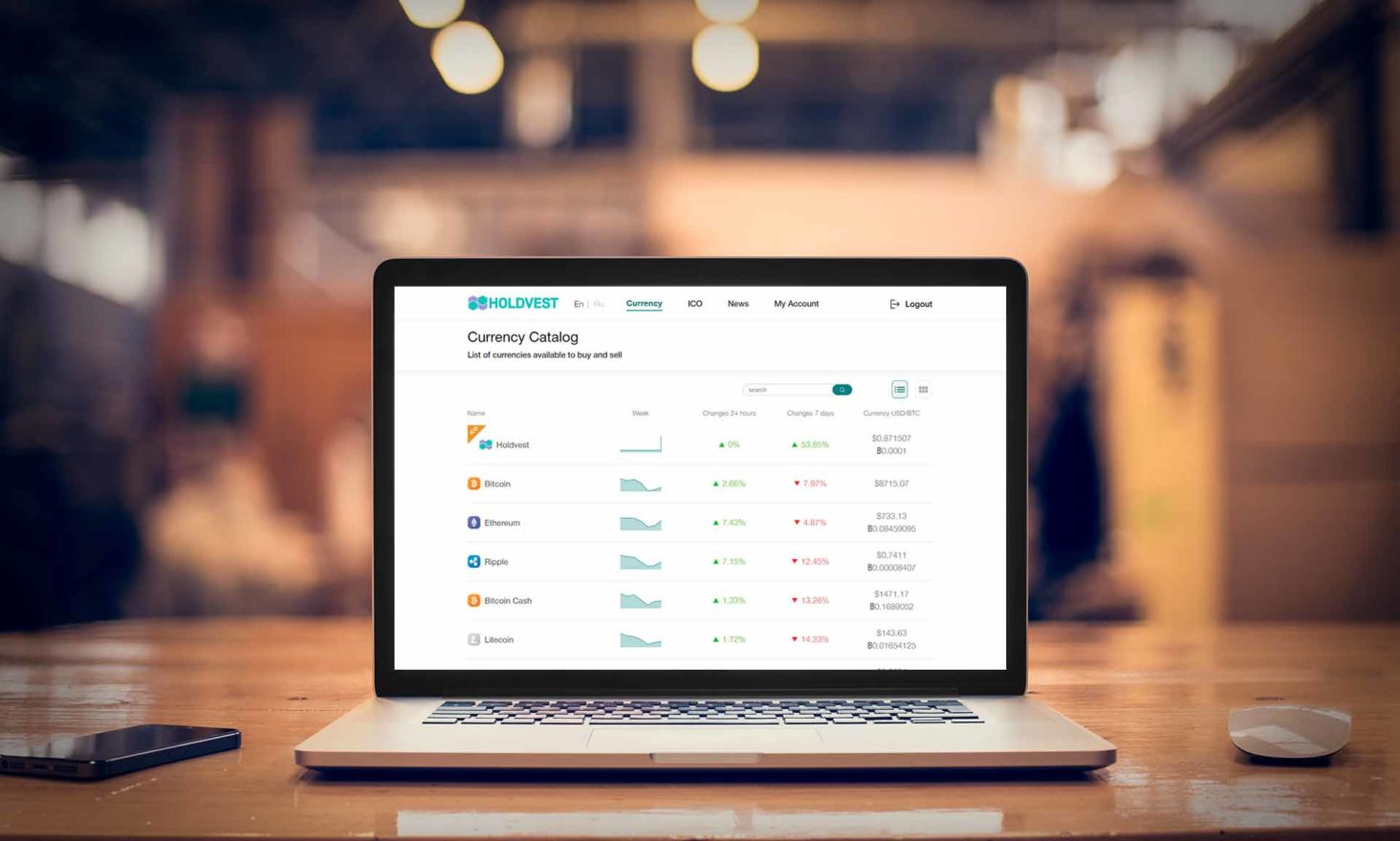 The Crypto Trader's Secret: How to Buy and Sell Cryptocurrencies at the Best Prices with Holdvest