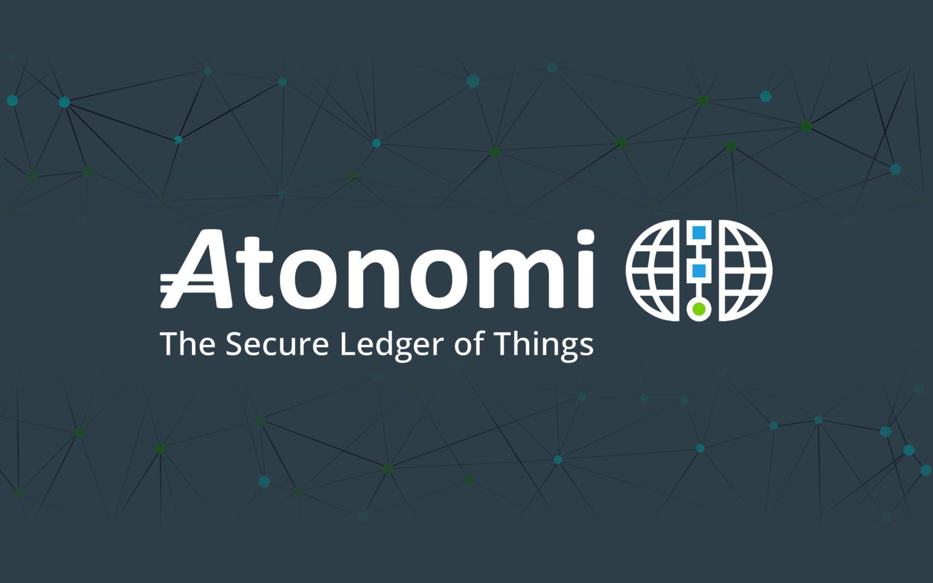 Atonomi Launches Identity Registry Network Beta to Enable Secure Interoperability for the Internet of Things
