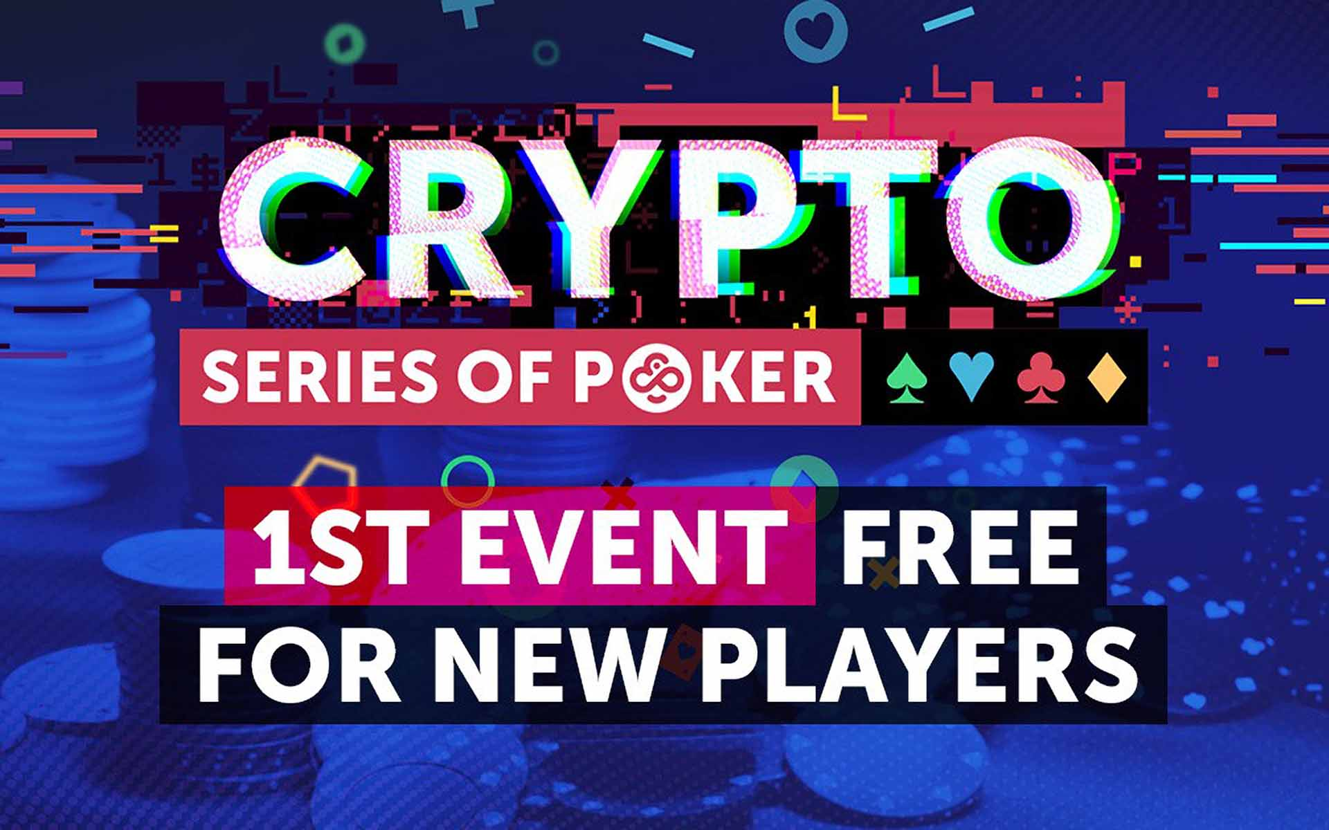 Cryptocurrency Based Online Poker Room CoinPoker Launches the First Crypto Series of Poker (CSOP) with a Prize Pool of 10,000,000 CHP