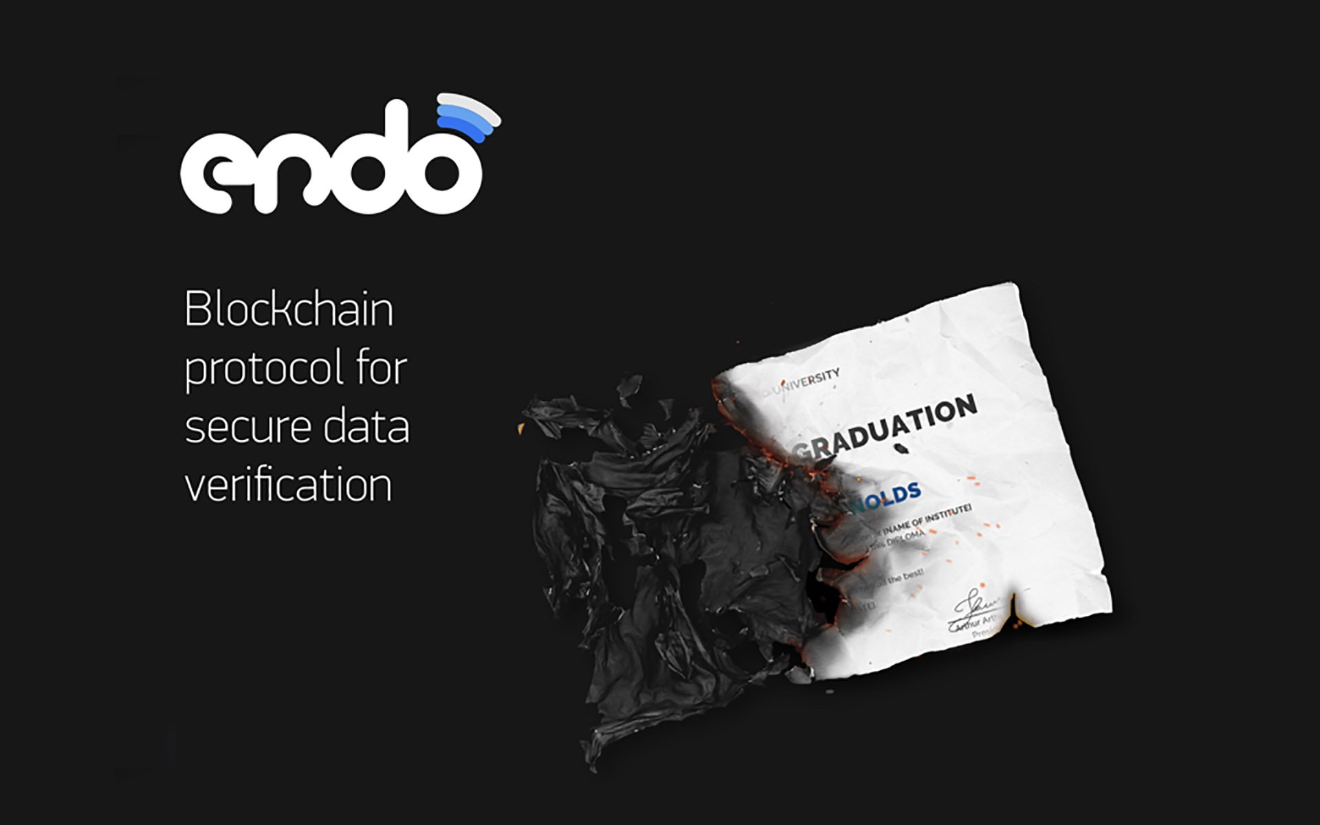 Endo Protocol Reimagines Certified Data Verification in Announcement of Rapid Development Shift