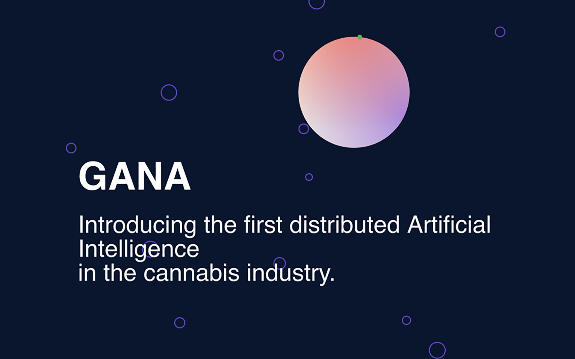 GANA Technologies Completes a Successful Private Token Sale, Prepares to Start Public Sale on May 21