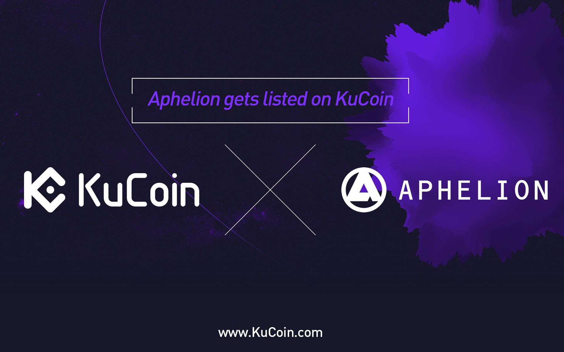 Aphelion (APH) Gets Listed on KuCoin!