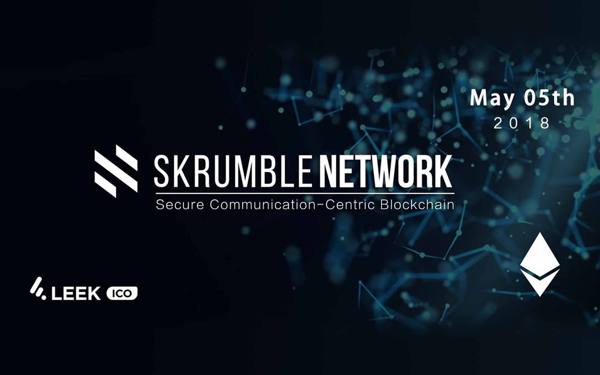 Skrumble Network Crowdfunding Sells Out in 1 Hour With the Help of LEEKICO and Announces First Exchange Listing