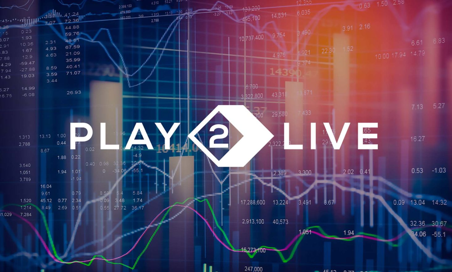 Play2Live Enters Crypto Exchanges and Launches Payments in LUC Tokens on P2L.TV