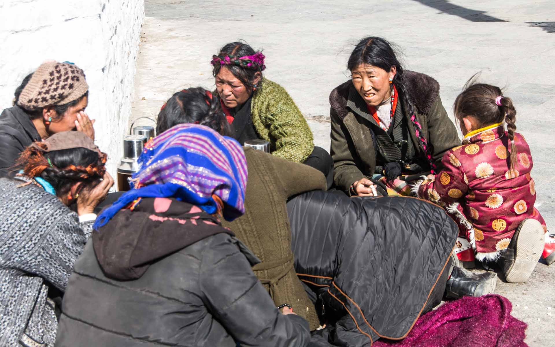 China Using Blockchain to Help Fight Poverty in Tibet