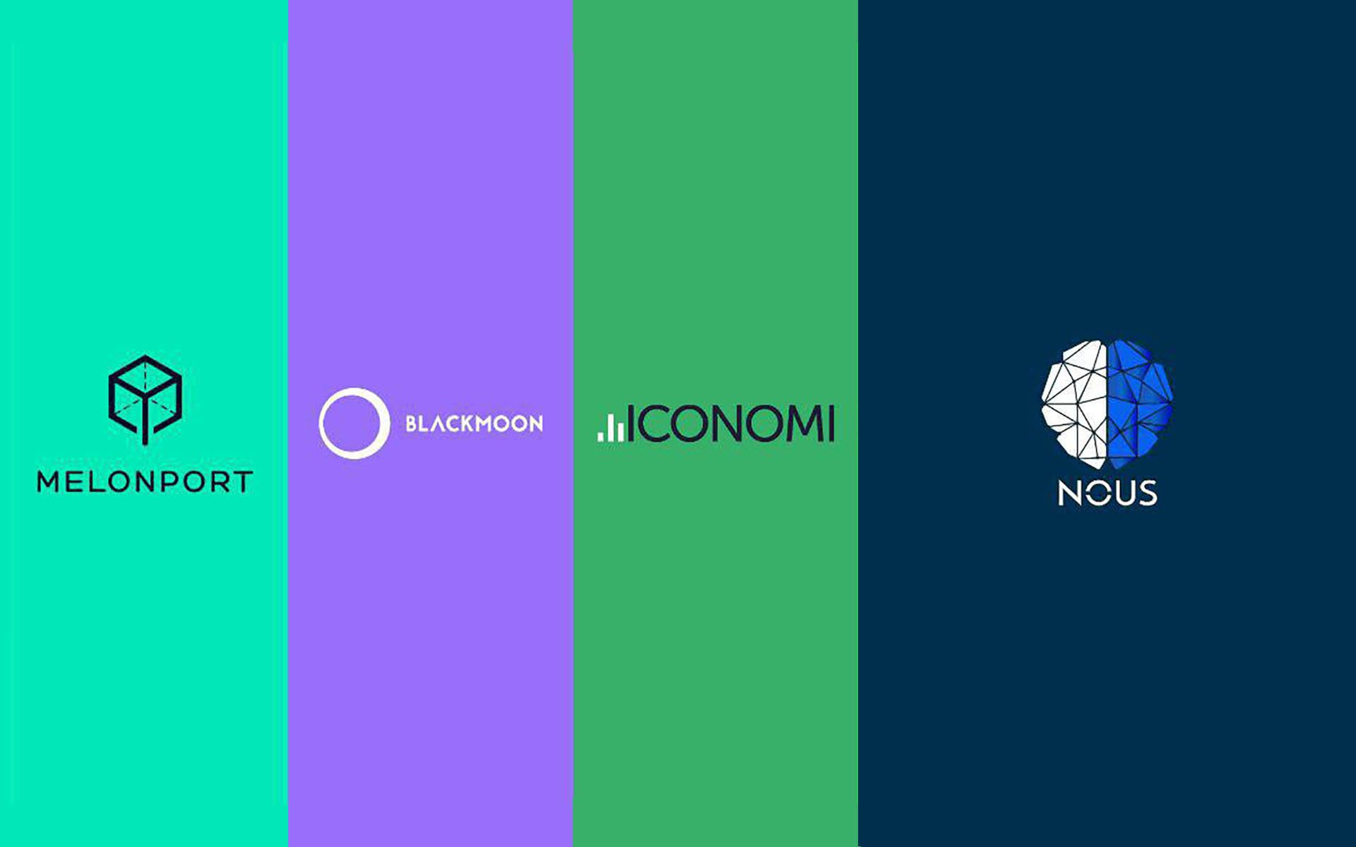 Blackmoon, Nousplatform, ICONOMI and Melonport: Revolutionaries of Traditional Investment