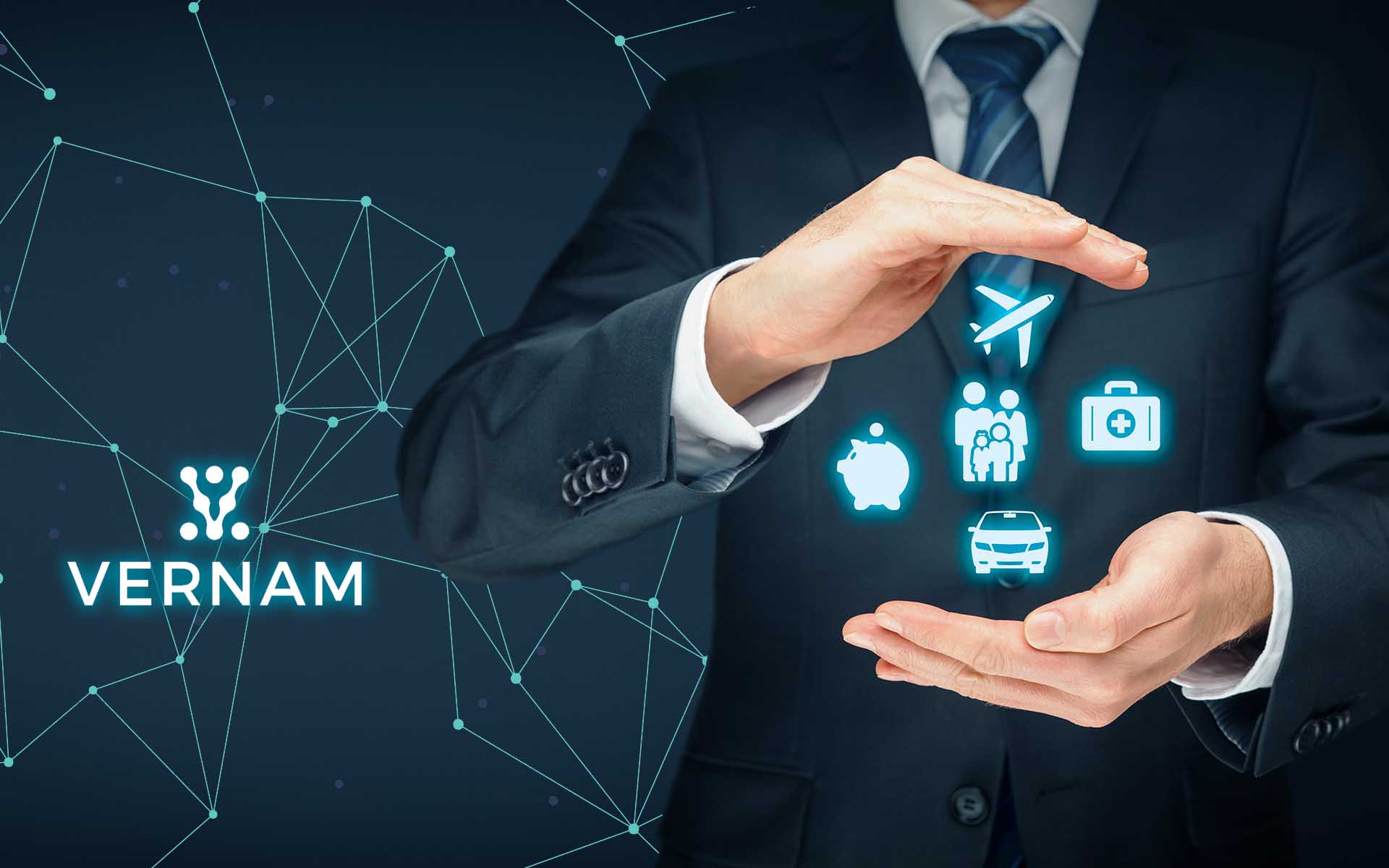 Everything You Need to Know About Vernam, A Game Changing Blockchain-Based Insurance Product