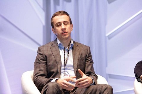 Waves CEO, Alexander Ivanov