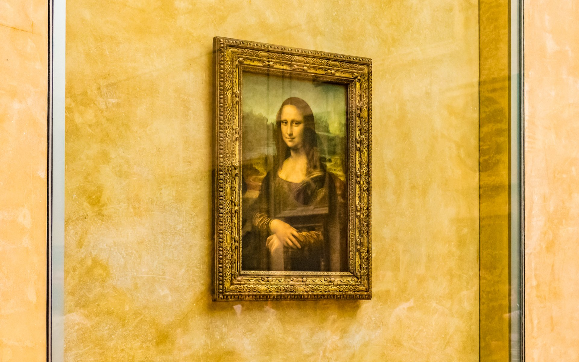'Leonardo da Vinci' Puts Mona Lisa Painting on the Blockchain