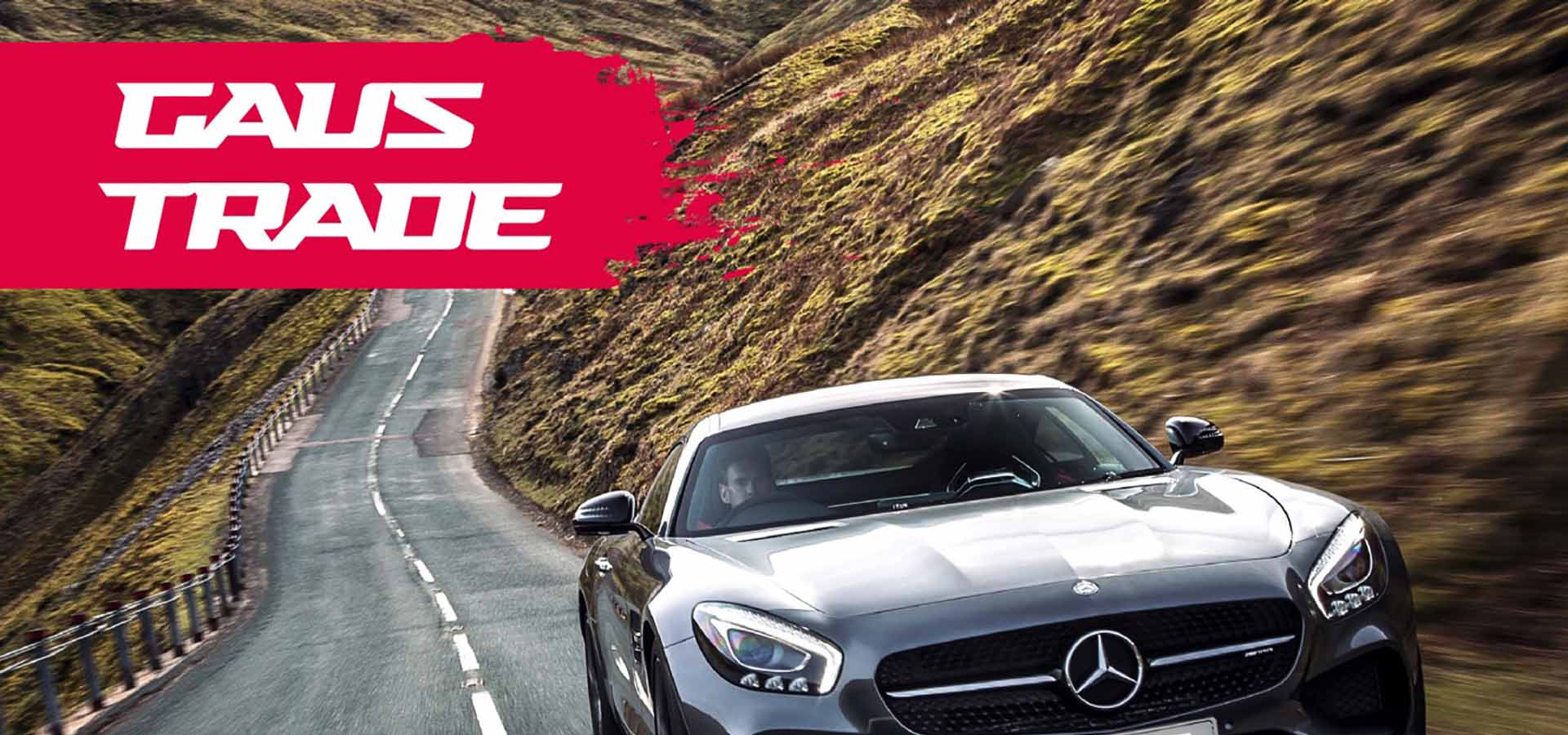 Gaus trade launches sales of mercedes benz for for Mercedes benz trade in