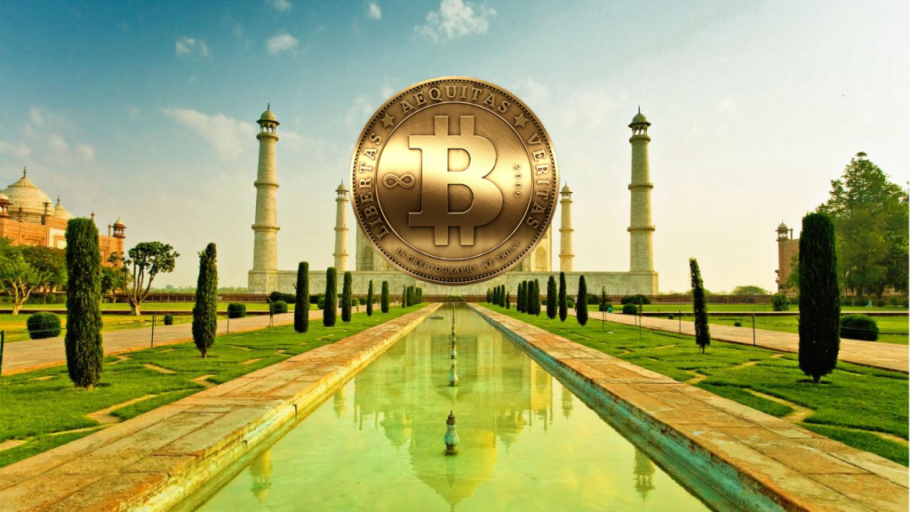 India embraces Bitcoin