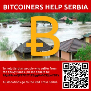 Flood in Serbia – Please donate
