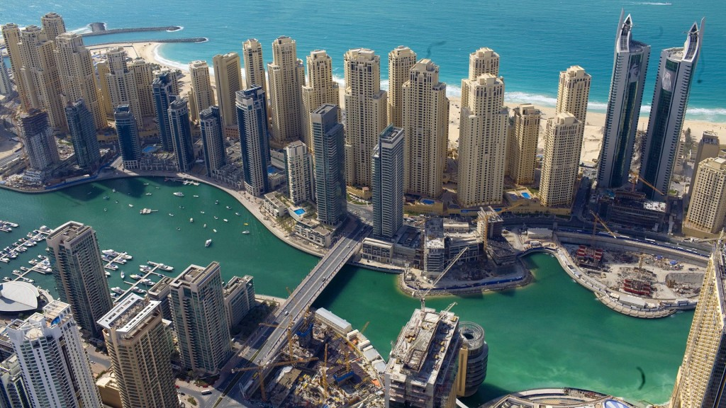 Accepting bitcoin for Dubai real estate