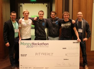 BitPredict takes home $20,000.
