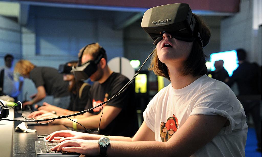 virtual reality Bitcoinist